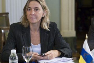 Minister of Agriculture, Livestock, Fisheries and Food of the Government of the Canary Islands