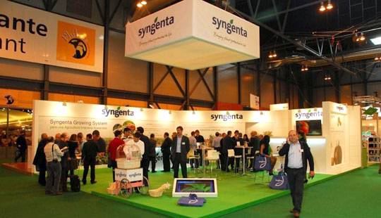 Stand syngenta