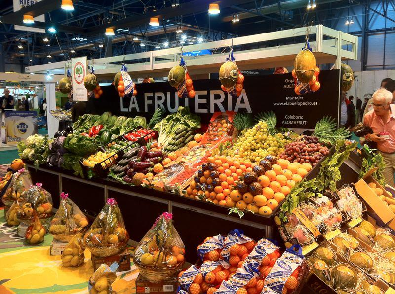 Stand en Fruit Attraction
