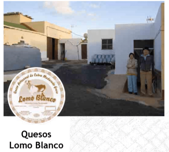 fromage Lomo Blanco