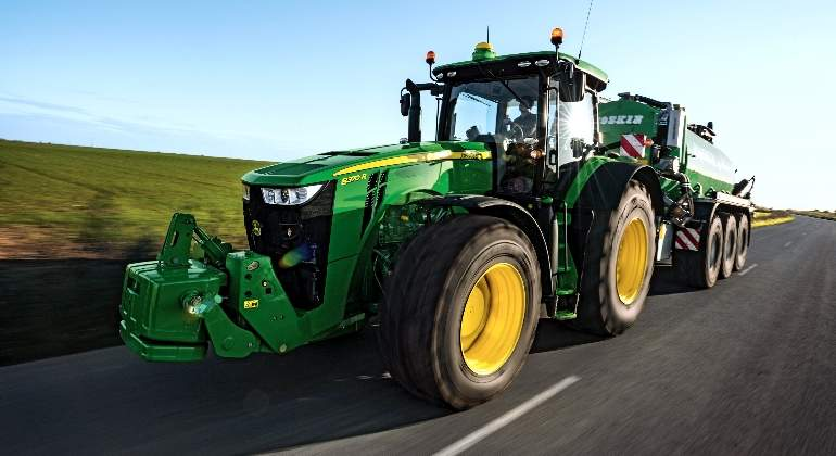 tractor-electric