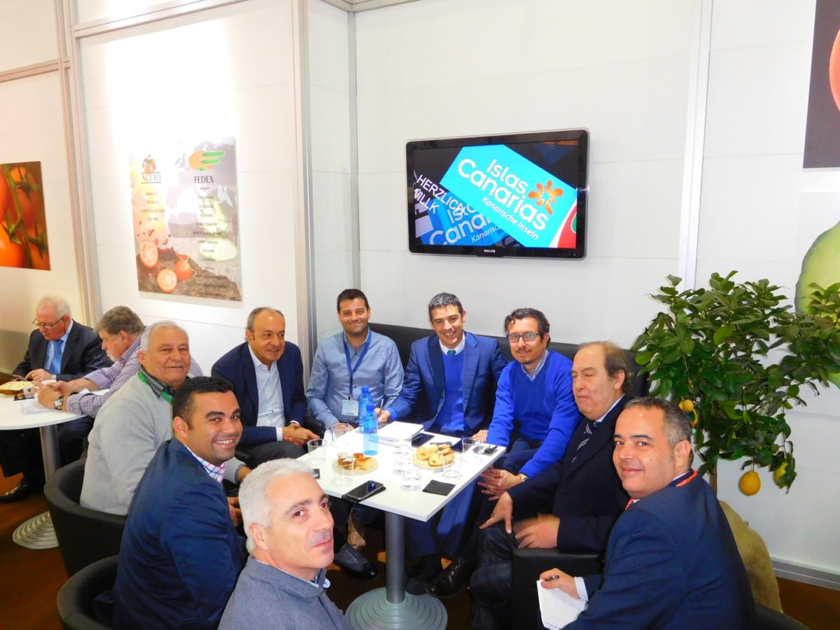 Canarias en Fruit Logistica 2017